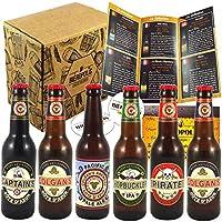 Cet assortiment vous fait découvrir les meilleures bières artisanales de la brasserie de Colgan, accompagnées de leur guide de dégustation présentant chaque bière et le monde de la bière. La sélection propose un choix parfait pour une dégustation com...