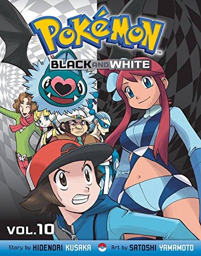Pokemon Black and White. Volume 10