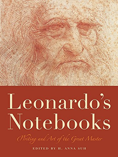 Leonardo's Notebooks: Writing and Art of the Great Master (Notebook Series) - - Serie Notebook-laptop
