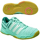 adidas Damen Handballschuhe essence 11 48 frost mint f14/core white/power tea...