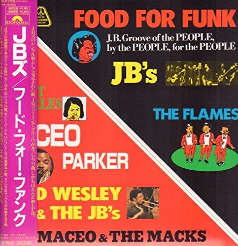 Flame Vine (Food For Funk (J.B.'s 45's Groove) [Vinyl LP])