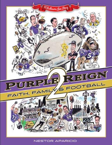 Purple Reign 2: Faith, Family & Football - A Baltimore Love Story (English Edition) -
