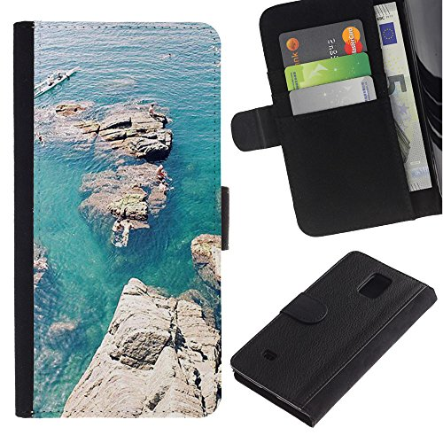 stuss-case-etui-en-pu-coque-housse-rocks-kanu-blue-sea-ozean-samsung-galaxy-note-4-iv