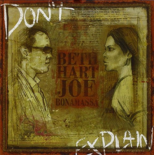 Beth Hart: Don't Explain (Audio CD)