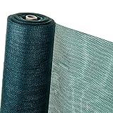 HaGa® Gerüstnetz Schutzabdeckung Gerüst Schutznetz 2,6m Breite (Meterware)