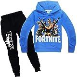 unbrand Ragazzi Unisex 3D Print Pullover Bambini Jogging Felpe Felpa Tuta Abbigliamento Sportivo Outwear Maglione Hip Hop Str