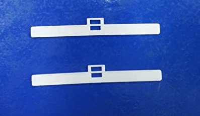 Badri Vertical Blind Hanger - Insert for Fabric of Vertical Blind (50)