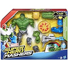 Hasbro - Figura con mecanismo Superhero, modelos aleatorios