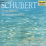 Schubert - Trout Quintet/Quartet in A Mi...