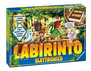 Ravensburger Labirinto Elettronico Niños y Adultos Viajes/Aventuras - Juego de Tablero (Viajes/Aventuras, Niños y Adultos, 30 min, 60 min, Niño/niña, 8 año(s))
