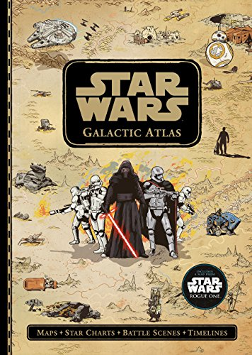 Star Wars Galactic Atlas..