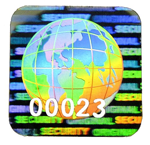 globe-hologram-numbered-stickers-15mm-square-silver-labels-tamper-evident-void-warranty-security