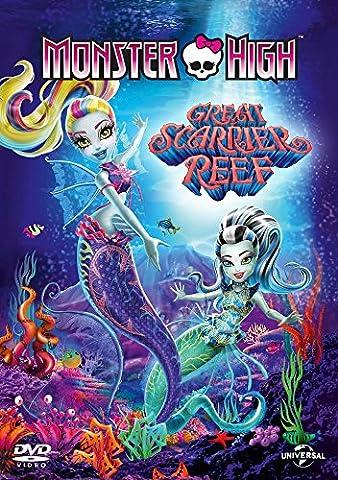 Highs Monster - Monster High : La grande barrière des