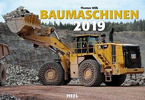 Baumaschinen 2019
