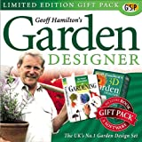 3D Garden Designer 3.0 and FREE Pocket Gardening Encyclopedia Book -