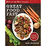 Great Food Fast (English Edition)