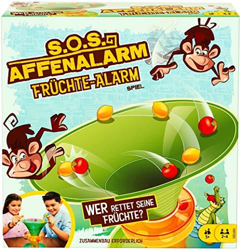 S.O.S. Affenalarm Früchte-Alarm, Kinderspiele und Familienspiele für 2-4 Spieler, Spiele ab 5 Jahren ()