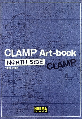 Clamp art-book North side 1989-2002 Cover Image