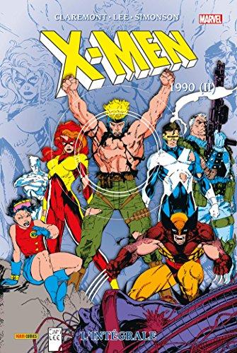 X-MEN INTEGRALE T27 1990 2/2