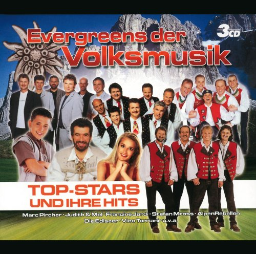 Evergreens Der Volksmusik - Set