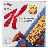 Kellogg's Special K Barrette Cioccolato al Latte - 120 gr
