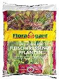 Unbekannt Floragard Spezialerde für fleischfressende Pflanzen 3 l