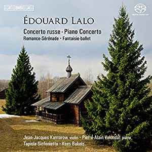 Concerto russe pour violon et orchestre, Concerto pour piano
