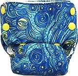 #10: Starry Night Neo Newborn Cloth Diaper