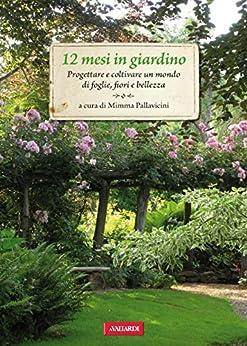 12 mesi in giardino: Progettare e coltivare un mondo di foglie, fiori e bellezza di [Pallavicini, Mimma]