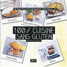 100% cuisine sans gluten