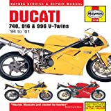 Ducati 748, 916 & 996 V-Twins 1994 to 2001