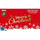 SNK Neo Geo Arcade Stick Pro Christmas Limited Bundle - Limited - Not Machine Specific
