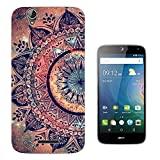 002911 - Paisley Aztec Henna Pattern Colourful Design Acer