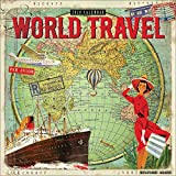 Gwen Trolez World Travel Square Wall Calendar 2020