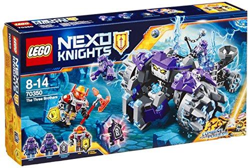 Nexo Knights - Los tres hermanos (70350)