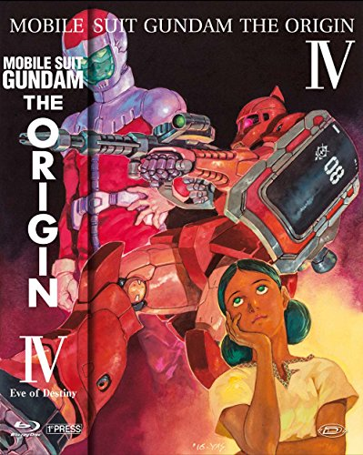 Mobile Suit Gundam - The Origin IV - Eve Of Destiny (First Press)