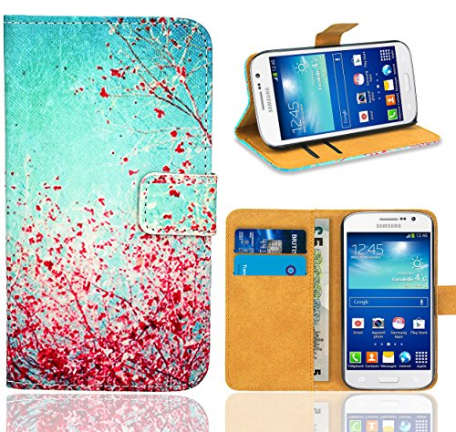 Samsung Galaxy Grand Neo Plus Funda, FoneExpert Wallet Flip Billetera Carcasa...