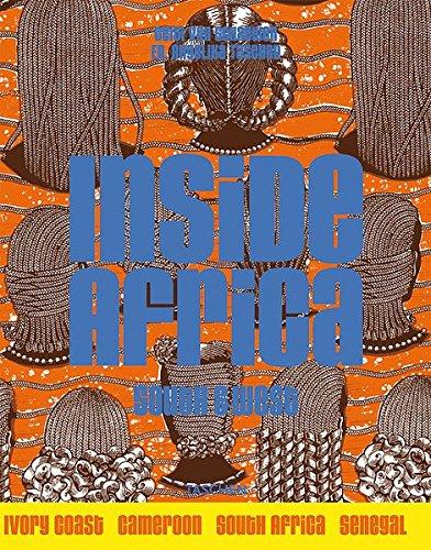 Inside Africa : South & West, édition anglais-allemand-français par Frederic Couderc