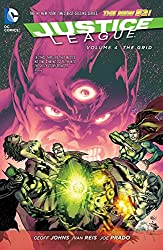 Justice League Volume 4: The Grid TP (The New 52)