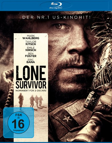 Lone Survivor [Blu-ray] -