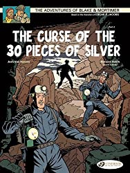 Blake & Mortimer, Tome 14 : The Curse of the 30 Pieces of Silver : Part 2