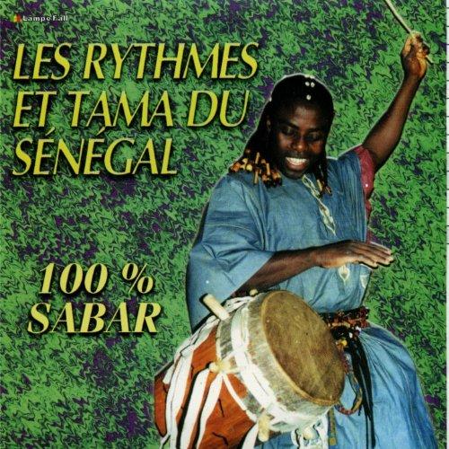 Les rythmes et Tama du Sénégal (100% Sabar)