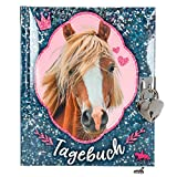 Unbekannt Horses Dreams 8935.001 Tagebuch, blau