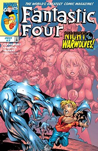 Fantastic Four (1998-2012) #7