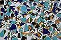 500g Bruchmosaik aus Fliesenbildern Muster2, ca. 50-70St. von 500g Bruchmosaik aus Fliesenbildern Muster2, ca. 50-70St. bei Du und dein Garten