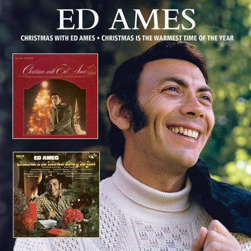 Christmas With ed Ames/Christm (Ames-cds Ed)