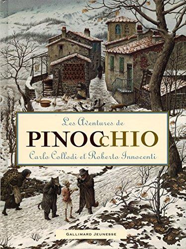 Les aventures de Pinocchio: Histoire d'un pantin