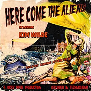 Here Come The Aliens (Limited Box-Set inkl. CD+LP+Leinwand)