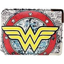 "DC 80A325 ""Wonder Woman"" tarjetero/Mini Monedero/tarjetero para tarjeta de transporte."