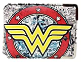 DC 80 A325 Porte-Carte Motif « Wonder Woman »